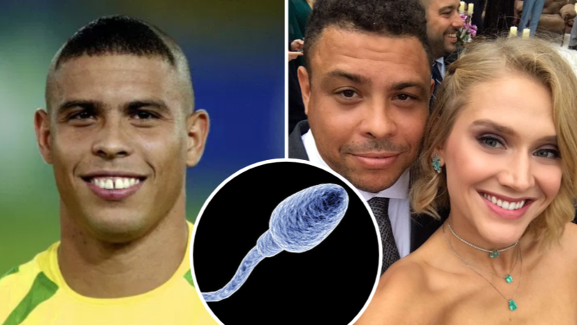 Ronaldo Confirms He's Had Vasectomy, But Has Saved 'Enough Sperm For A Football Team'