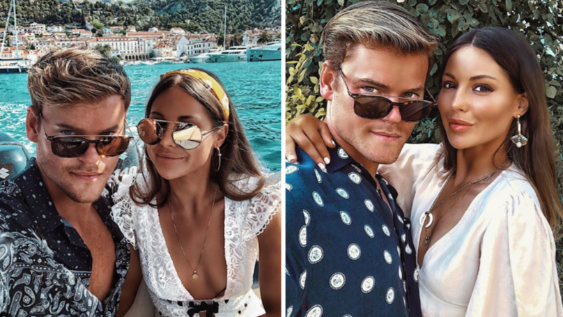 Made In Chelsea's Louise Thompson And Ryan Libbey Are Engaged