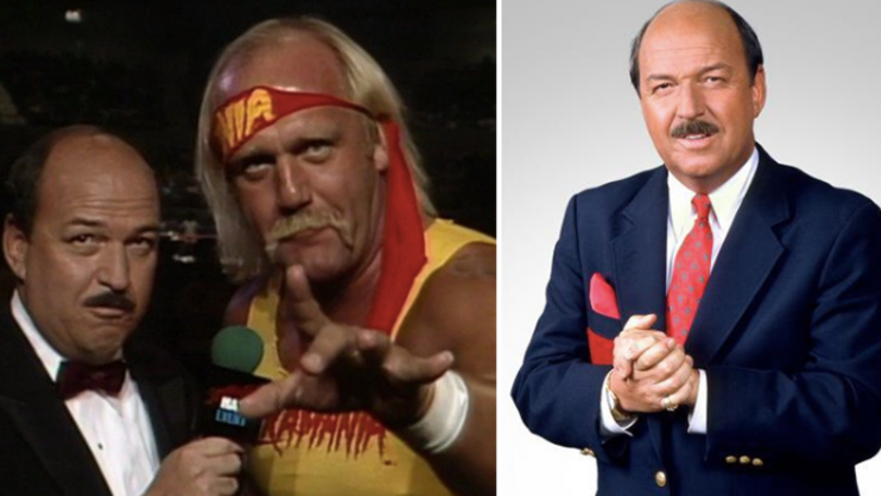WWE's 'Mean' Gene Okerlund Has Passed Away Aged 76