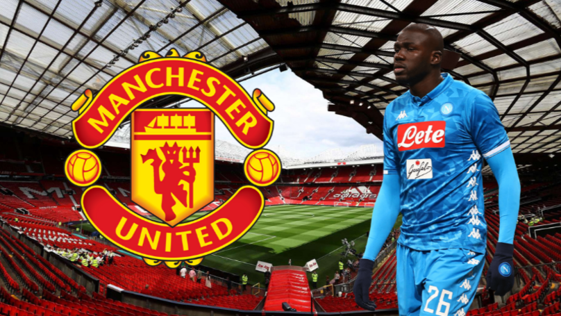 Manchester United Make £84 Million Bid For Kalidou Koulibaly