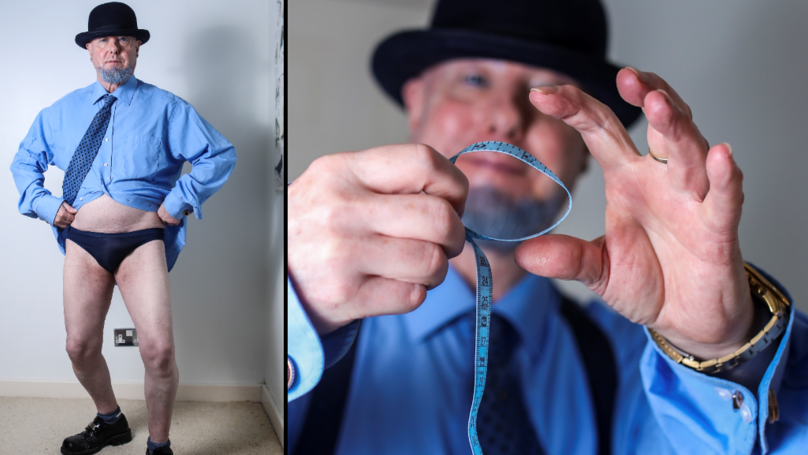 Man, 70, Spends £12,000 On Fillers To Boost His Penis Size