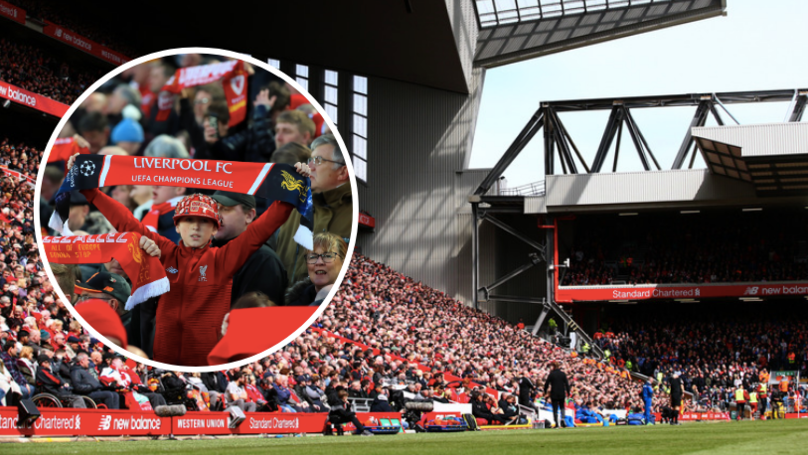 Tickets For Liverpool's Final Match Of The Season Are Being Sold For £6,000