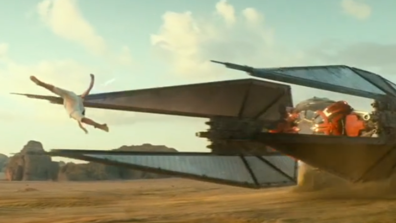 The New 'Star Wars: Episode IX' Trailer Has Dropped