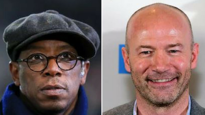 Alan Shearer And Ian Wright Make Their Premier League Predictions