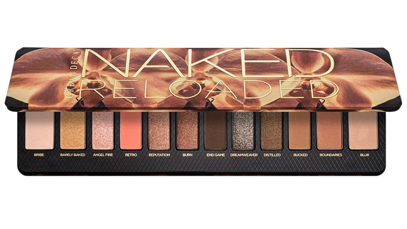 Urban Decay Unveils New Naked Reloaded Palette