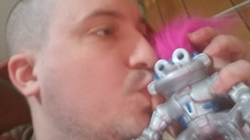 Man Speaks Out About Long-Term Relationship With 90s RoboTroll Doll