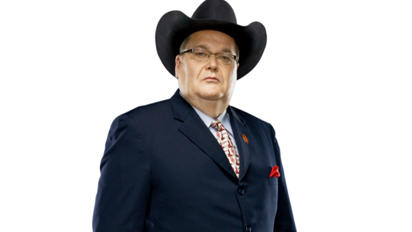 Legendary Wrestling Commentator Jim Ross' Contract With WWE Has Now Ended