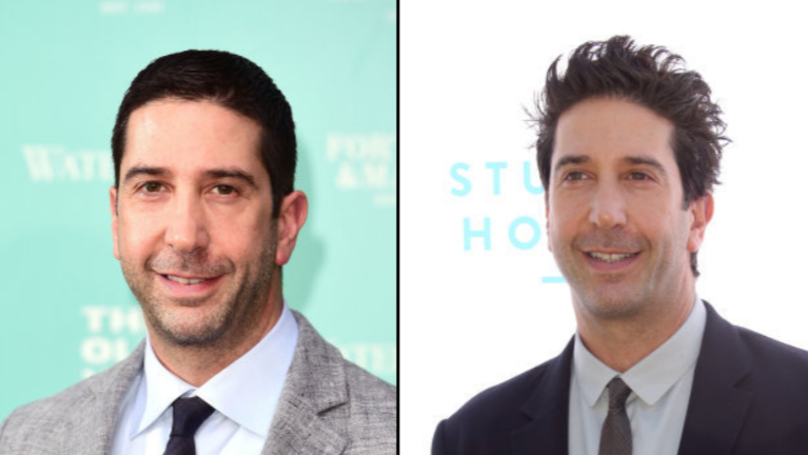 David Schwimmer Has Been Offered $1 Million To Star In 'Friends' Porn Parody