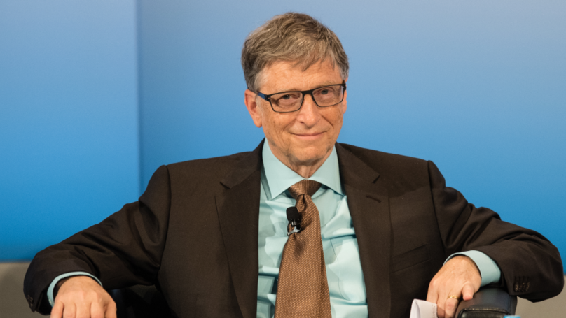 Here's What Bill Gates Reckons Young People Should Study At College