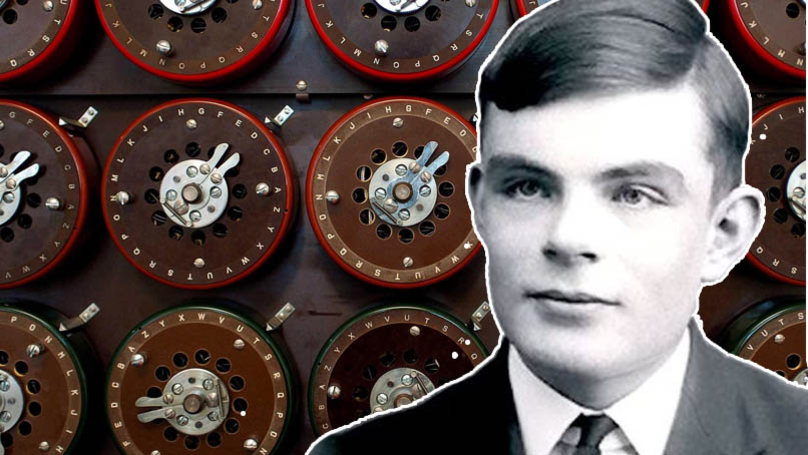 How Alan Turing Cracked The Enigma Code in WW2