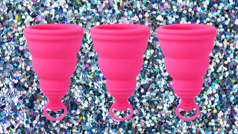 You Can Save Yourself £350 By Switching To A Menstrual Cup
