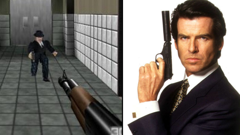 'GoldenEye 007' Is Getting An Unreal Engine 4 Remake