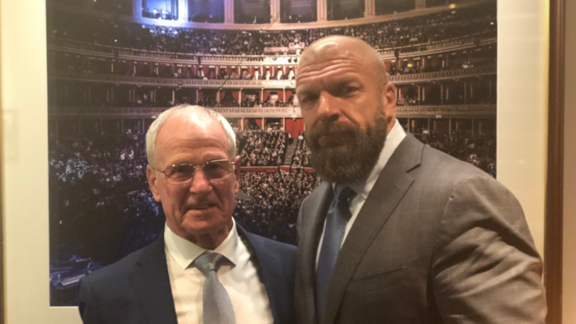 Triple H Talks Possibility Of Having A First World Champion From The UK