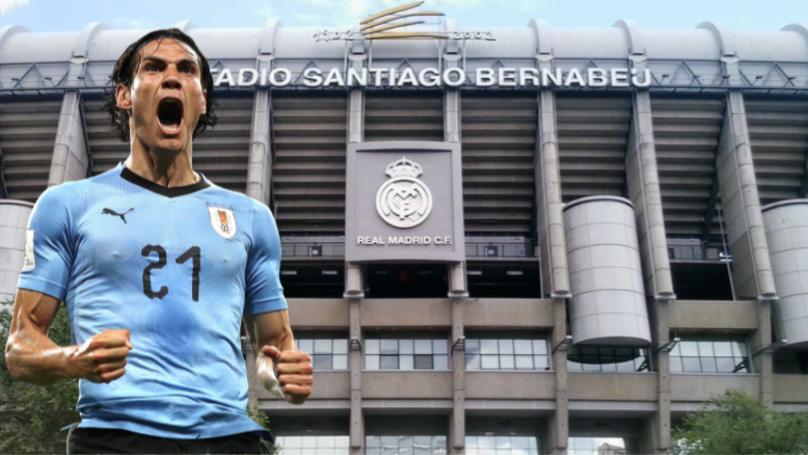 Real Madrid Target Move For PSG Striker Edinson Cavani