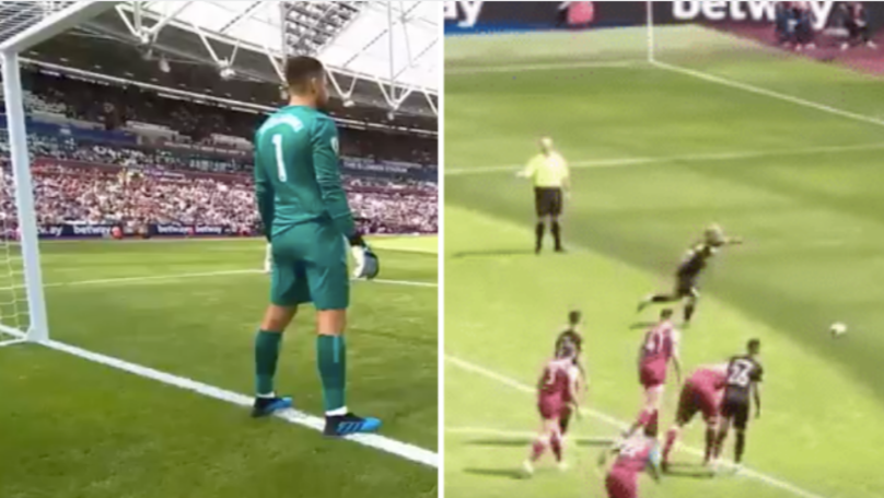 Sergio Aguero Retakes Penalty After VAR Controversially Overturns First Spot Kick