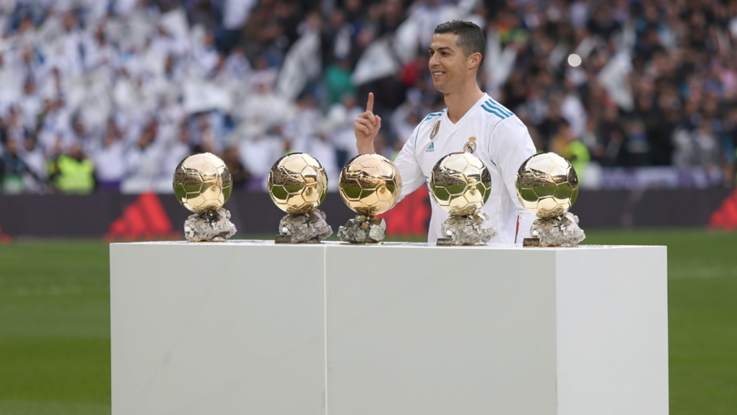 Journalist's Conspiracy Theory For Why Cristiano Ronaldo Didn't Win Ballon d'Or