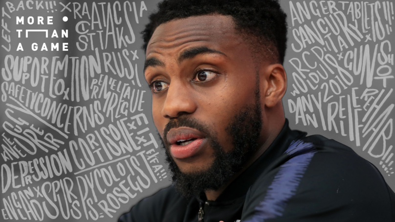 Danny Rose Opening Up About His Brave Battle With Depression Is So Important