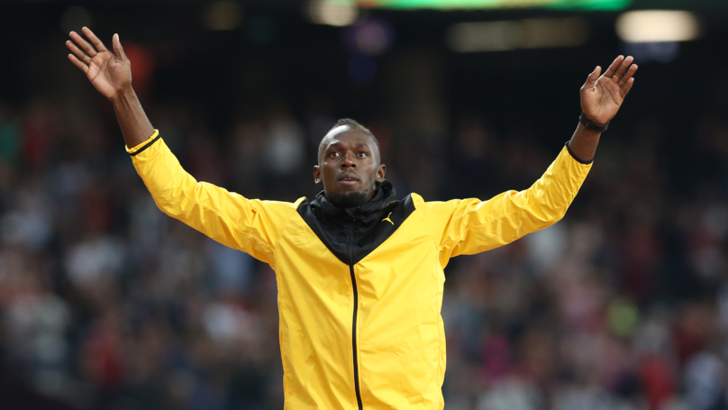 Usain Bolt Confirms When He'll Have Borussia Dortmund Trial