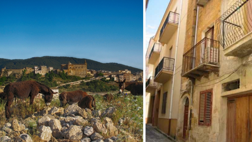 Sicilian Town Is Selling Homes For Less Than £1