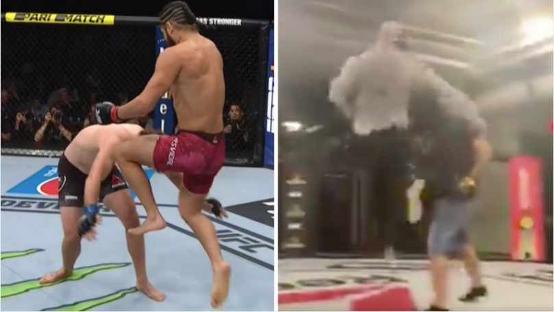 Jorge Masvidal Planned Stunning Knockout In Training, 48 Hours Before Fight vs. Ben Askren