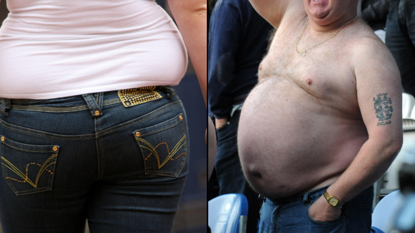 Men With Beer Bellies And Women With Muffin Tops Have Smaller Brains, Says Study