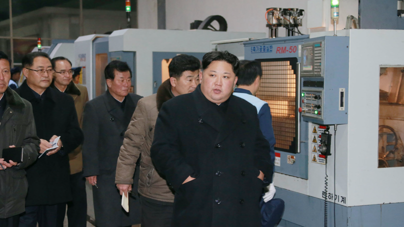 North Korea Has Fired A Ballistic Missile