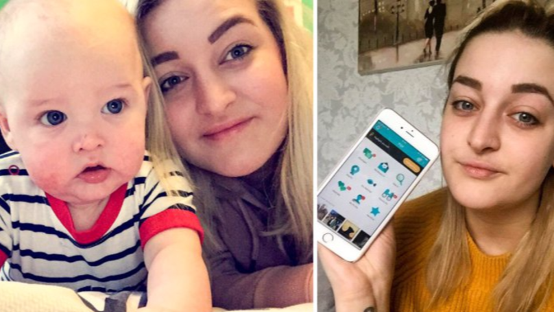 Single Mum Called Out On Dating App For Wiping Son's A***
