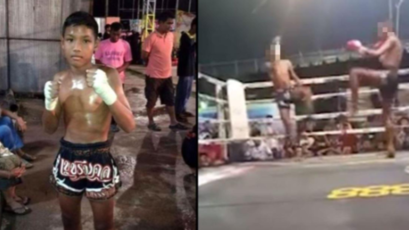 13-Year-Old Dies After Getting Knocked Out In Thai Kickboxing Match