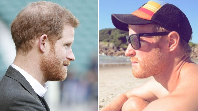 Ever wondered what life is like for a prince harry lookalike ladbible ever wondered what life is like for a prince harry lookalike thecheapjerseys Image collections