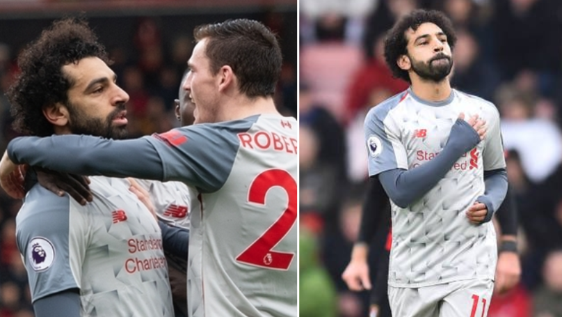 Liverpool's Mohamed Salah Scores Stunning Hat-Trick Against Bournemouth