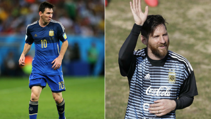 Messi Says He'd Give Up La Liga Title With Barca For World Cup With Argentina