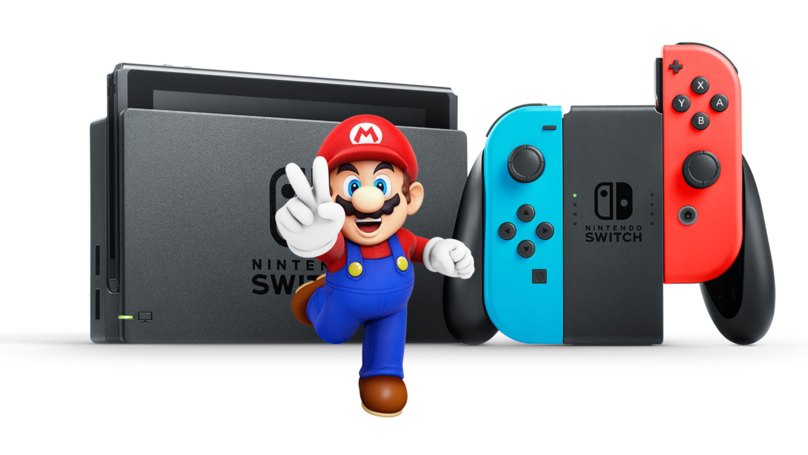 The Ninendo Switch Has Outsold The PlayStation 4's Lifetime Sales In Japan