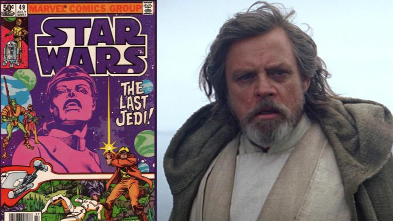 Mark Hamill Sends 'Star Wars' Fans Into Meltdown With Spoiler Joke