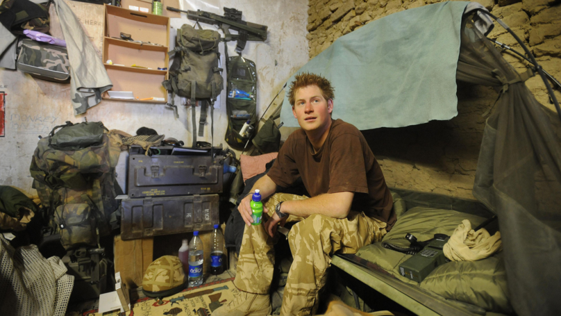Prince Harry Was 'Inches From Death' During Time Serving In Afghanistan