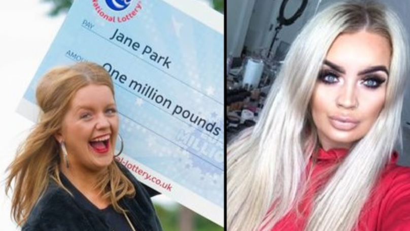 Youngest Lotto Winner Is Offering A Lot Of Money To Any Man Who Will Date Her