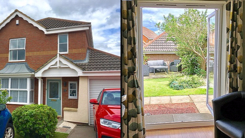 Family Hold Competition To Give Away Their House For £2