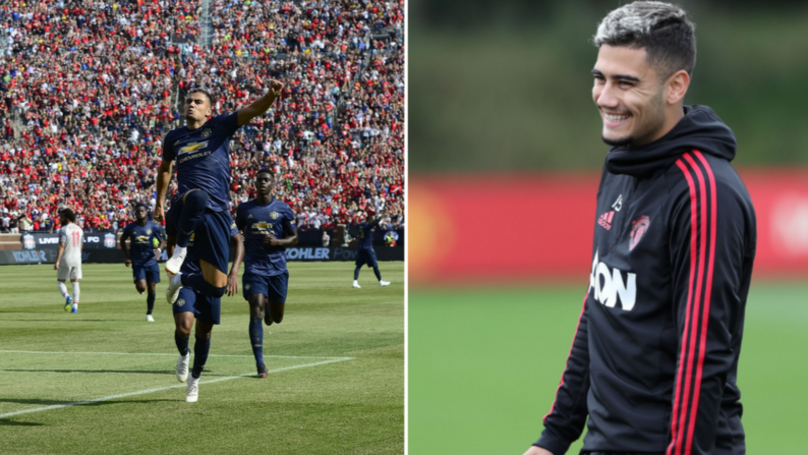 Andreas Pereira Gets First Call Up To Brazil National Team