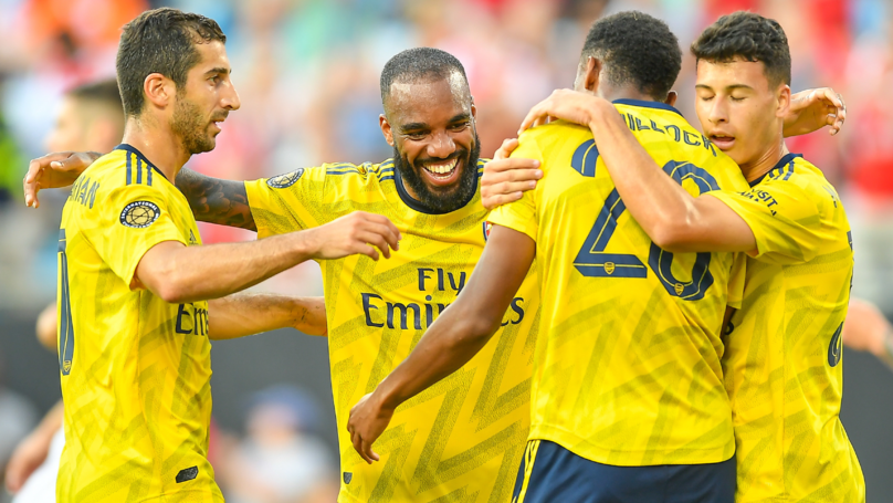 Real Madrid vs Arsenal: Live Stream And TV Channel Info for Friendly Clash in USA
