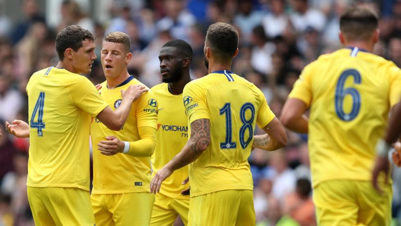 Borussia Monchengladbach vs Chelsea: Live Stream And TV Channel For Pre-Season Friendly