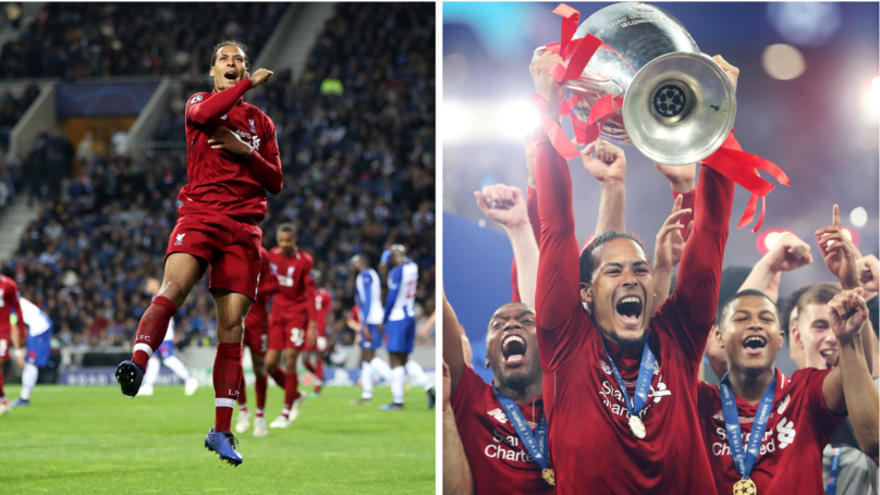 Virgil Van Dijk Has Told Liverpool He Wants To Sign New Deal