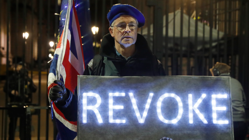 Revoke Article 50 Petition Becomes The Most Popular Online Petition Ever