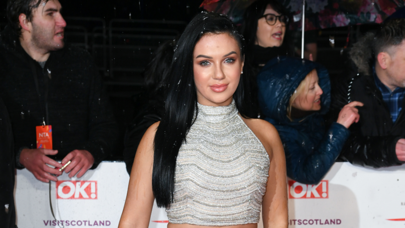 'Love Island' Star Alexandra Cane 'Confirms' New Romance