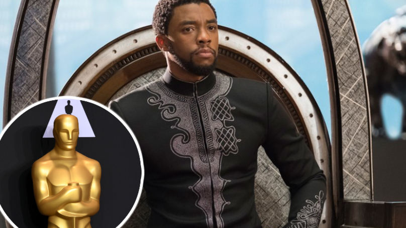 ​Marvel Makes History In 2019 Oscar Nominations With Black Panther