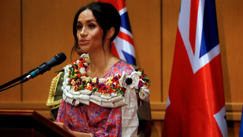 Meghan Markle Delivers Inspiring Speech on Women's Education In Fiji