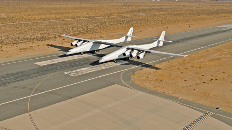 World's Biggest Plane Set To Take To The Skies In A Few Months