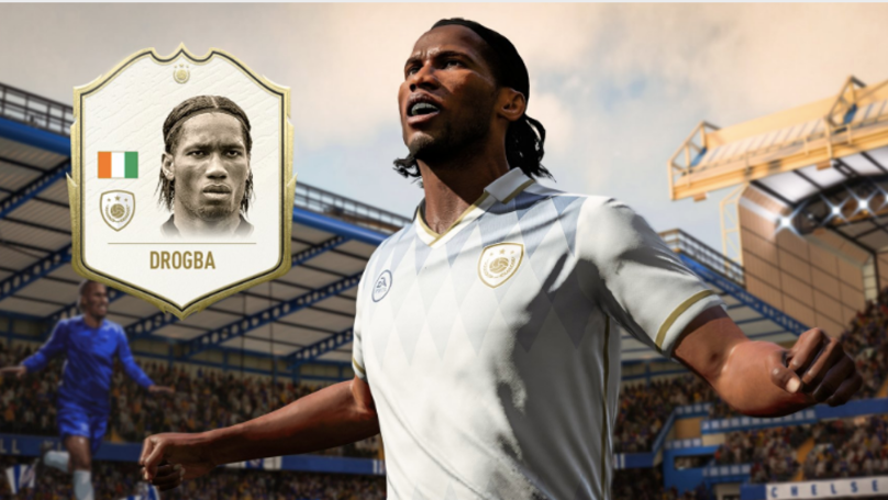 Chelsea Legend Didier Drogba Named As FIFA 20 Ultimate Team Icon