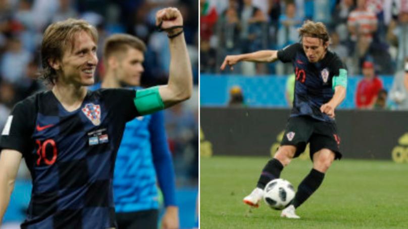Luka Modric's Superhero Like Statistics Is Proof That He's The Best Midfielder In The World