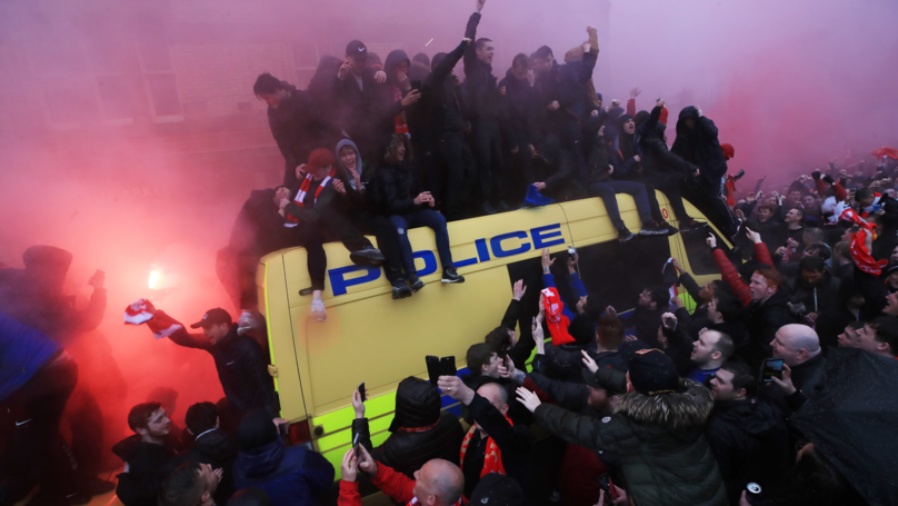 Two Roma Fans Arrested After Liverpool Fan Left In 'Critical' Condition