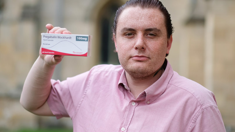 Dad Of Man Who Claims Painkiller 'Turned Him Gay' Says Son Always Liked Men