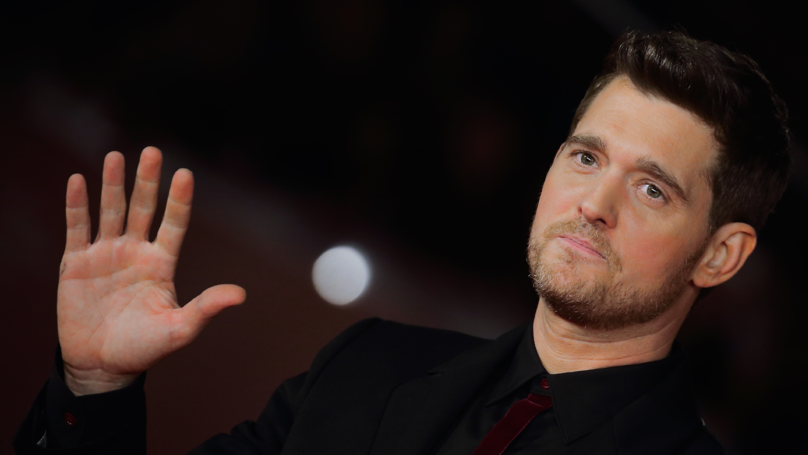 Michael Bublé Is Retiring From Music After One More Album